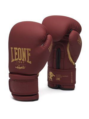 Leone Boxing gloves BORDEAUX EDITION